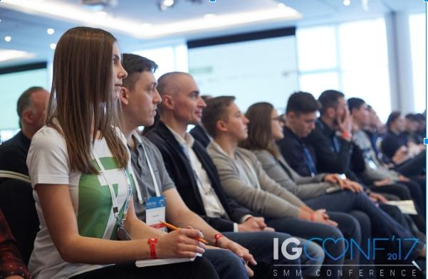 30 ноября в CROWNE PLAZA, Санкт-Петербург, пройдет 4 ежегодная CPA и SMM конференция — IGCONF 2018